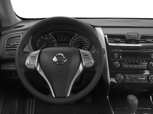 2015 Nissan Altima Sv >> 2015 Nissan Altima 2 5