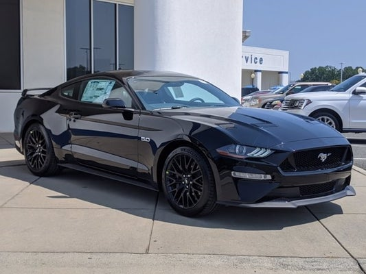 2020 Ford Mustang Gt Premium In Indian Trail Nc Charlotte Ford Mustang Crossroads Ford Indian Trail